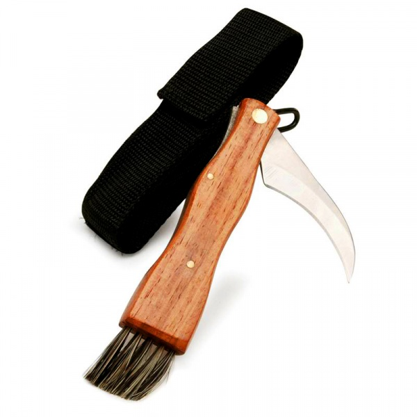 Nóż do grzybów w pokrowcu Sagaform Adventure SF-5002417