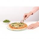 Nóż do pizzy stalowy Profile 250446