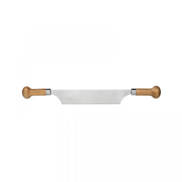 Nóż do sera z dwoma rączkami Sagaform Oval Oak SF-5017199