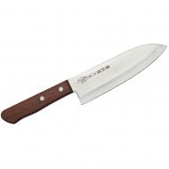 Nóż Santoku 17cm Satake Tomoko