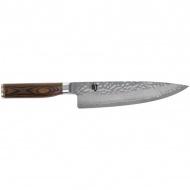 Nóż szefa 20cm KAI SHUN PREMIERE srebrny/drewno