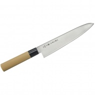Nóż szefa kuchni 21cm Tojiro Zen Dąb