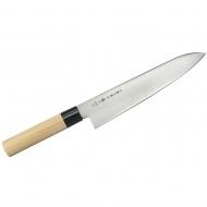Nóż szefa kuchni 24cm Tojiro Zen Dąb