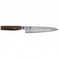 Nóż uniwersalny 15cm KAI SHUN PREMIERE srebrny/drewno