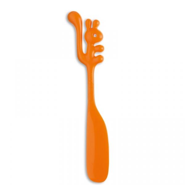 Nożyk do smarowania Koziol Yummi pomarańczowy KZ-3202521