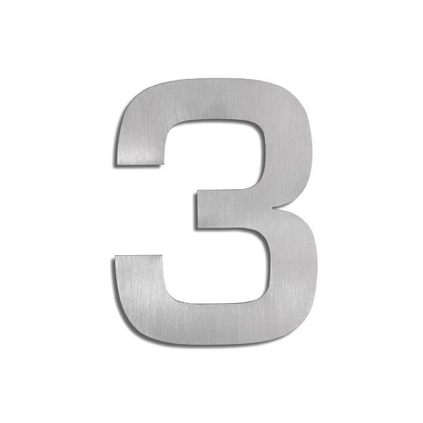 """Numer na dom """"3"""" Blomus Signo B68186"""