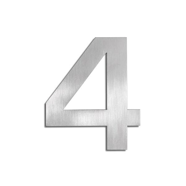 """Numer na dom """"4"""" Blomus Signo B68187"""