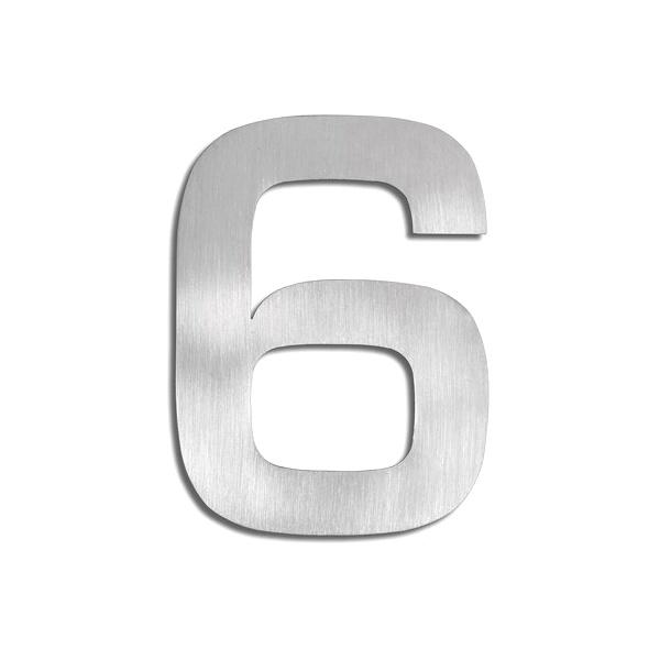 "Numer na dom ""6"" Blomus Signo 68189"