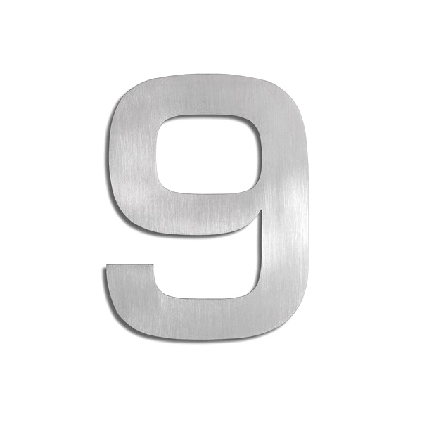 "Numer na dom ""9"" Blomus Signo 68192"