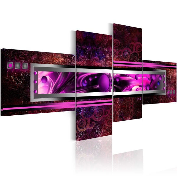 Obraz - Abstrakcyjne marzenie (100x45 cm) A0-N1498