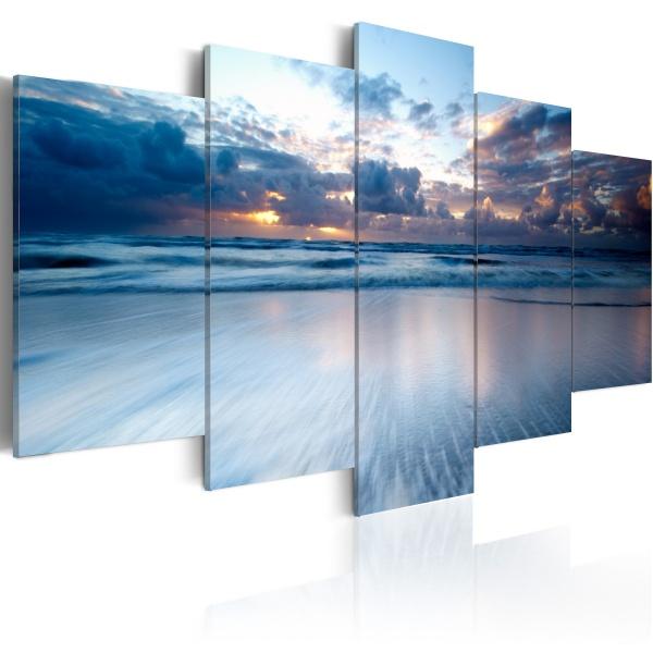 Obraz - Bezkres wód (100x50 cm) A0-N1579