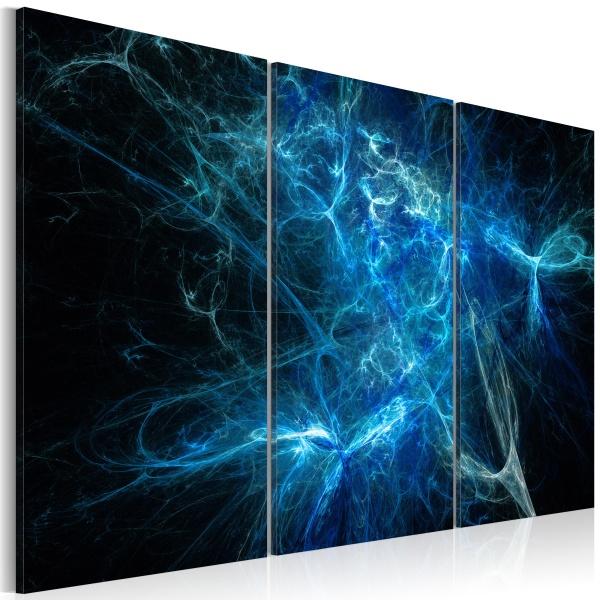 Obraz - Burza elektryczna (60x40 cm) A0-N1499