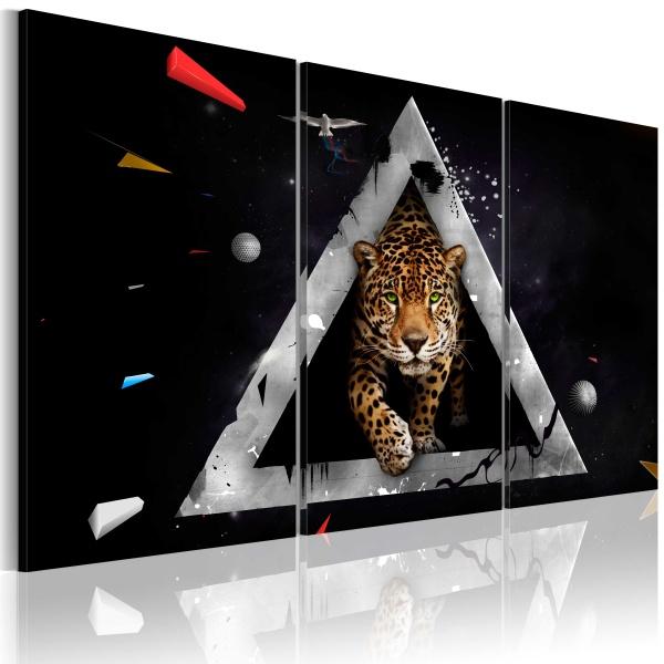 Obraz - Gepard idzie! (60x40 cm) A0-N1684