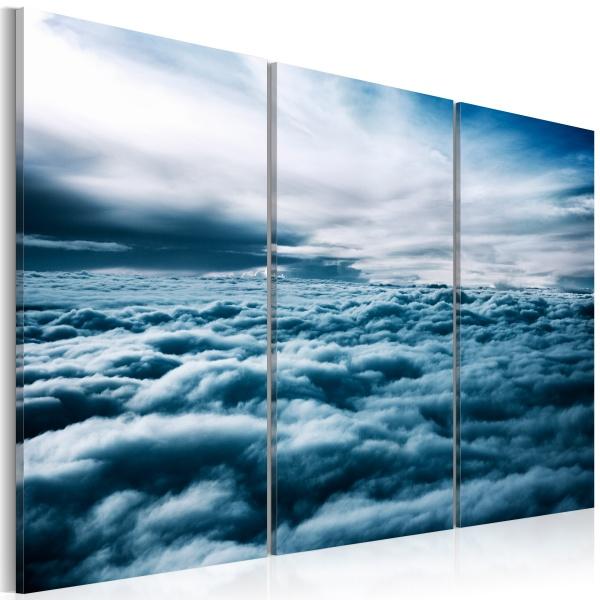 Obraz - Gęste chmury (60x40 cm) A0-N1566