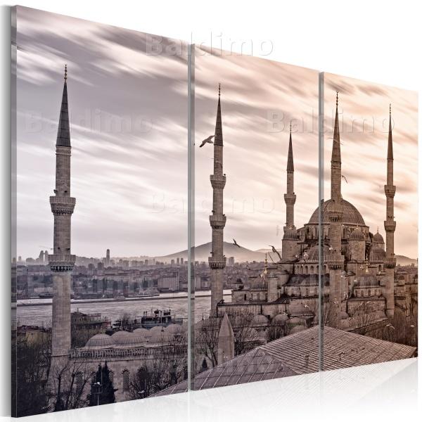 Obraz - Inspiracja Bliskim Wschodem (60x40 cm) A0-N1730