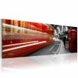 Obraz - London rush hour A0-N1216