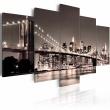 Obraz - Manhattan-Most Brookliński II A0-N1309