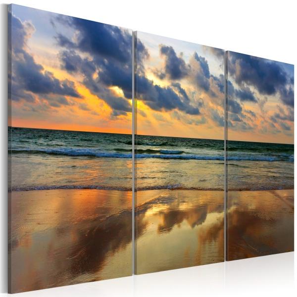 Obraz - Marzenie o lecie i morzu (60x40 cm) A0-N1568
