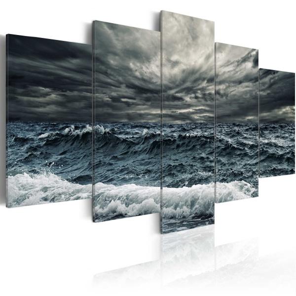 Obraz - Nadchodzi sztorm (100x50 cm) A0-N1475