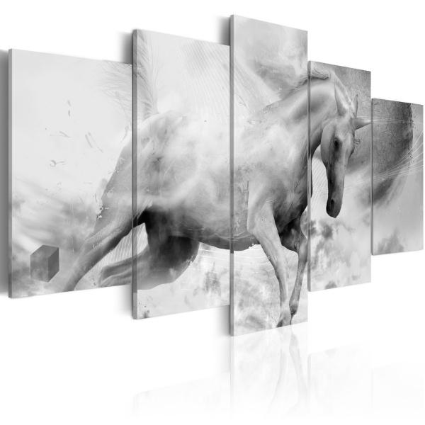 Obraz - Ostatni jednorożec (100x50 cm) A0-N1656