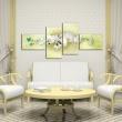 Obraz - Pastelowa orchidea A0-N1121