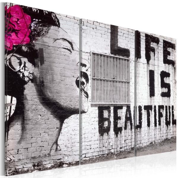 Obraz - Pełnia życia (60x40 cm) A0-N1785
