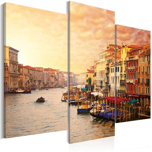 Obraz - Piękno Wenecji (60x50 cm) A0-N1397