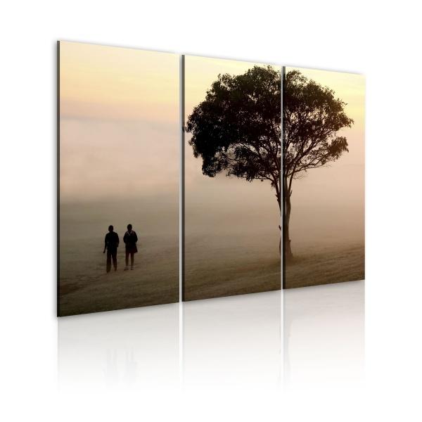 Obraz - Poranny spacer (60x40 cm) A0-N1469