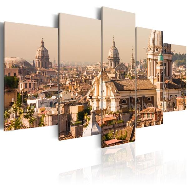 Obraz - Rzym - Wieczne Miasto (100x50 cm) A0-N1521