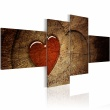Obraz - Stara miłość nie rdzewieje - 4 części A0-N1323