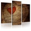 Obraz - Stara miłość nie rdzewieje - tryptyk A0-N1321