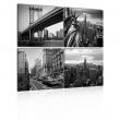 Obraz - Stylowy Nowy Jork A0-N1302
