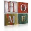 Obraz - Welcome home A0-N1301