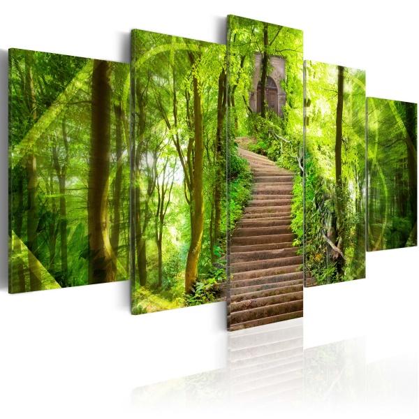 Obraz - Wrota do raju (100x50 cm) A0-N1694