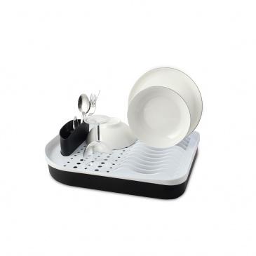 Ociekacz na naczynia czarny      livio 4038