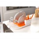 Ociekacz na naczynia pomarancz.colori 4014
