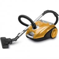 Odkurzacz 2w1 700W Sencor żółty