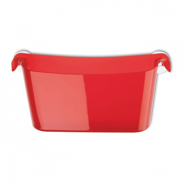 Organizer łazienkowy Koziol Miniboks czerwony KZ-5243536