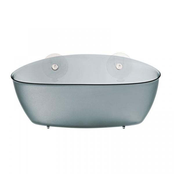 Organizer łazienkowy Koziol Splash antracytowy KZ-5240540