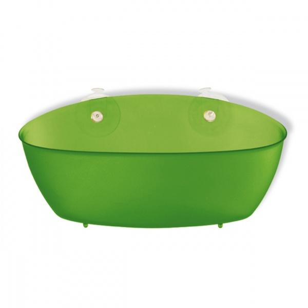 Organizer łazienkowy Koziol Splash zielony KZ-5240543