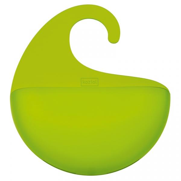 Organizer łazienkowy Koziol Surf zielony KZ-2845543