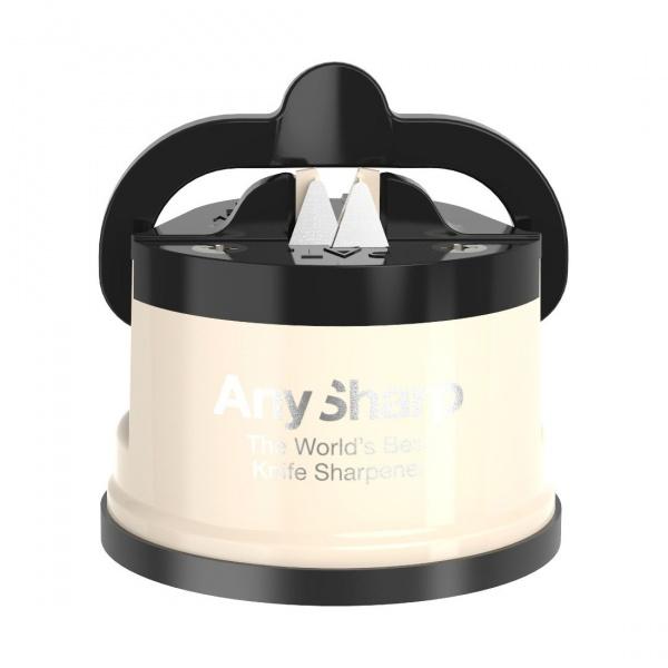 Ostrzałka do noży AnySharp Cream Edition kremowa ASKSEDCRM