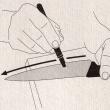 Ostrzałka podwójna do scyzoryków Victorinox 4.3323