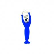 Otwieracz do butelek Casa Bugatti GYM niebieski
