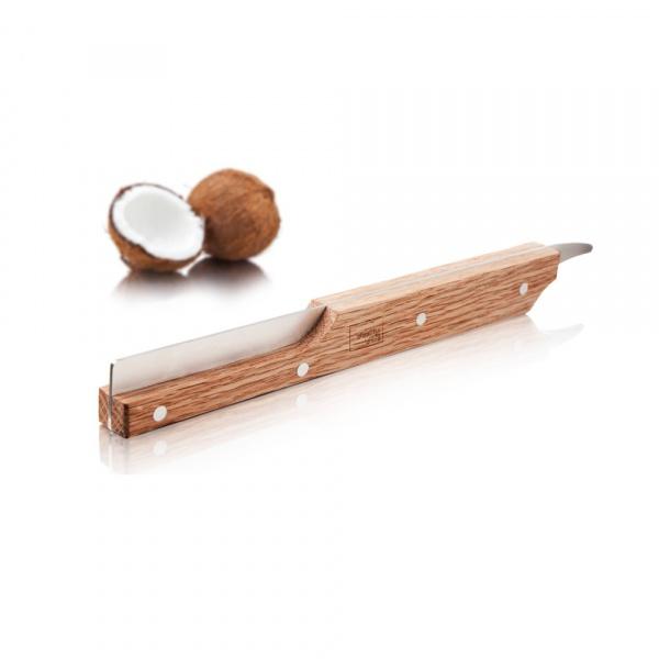 Otwieracz do kokosa Tomorrows Kitchen brązowy TK-4653560