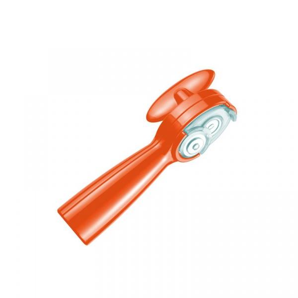 Otwieracz do puszek 15 cm Kuchenprofi pomarańczowy KU-1310820000-POM