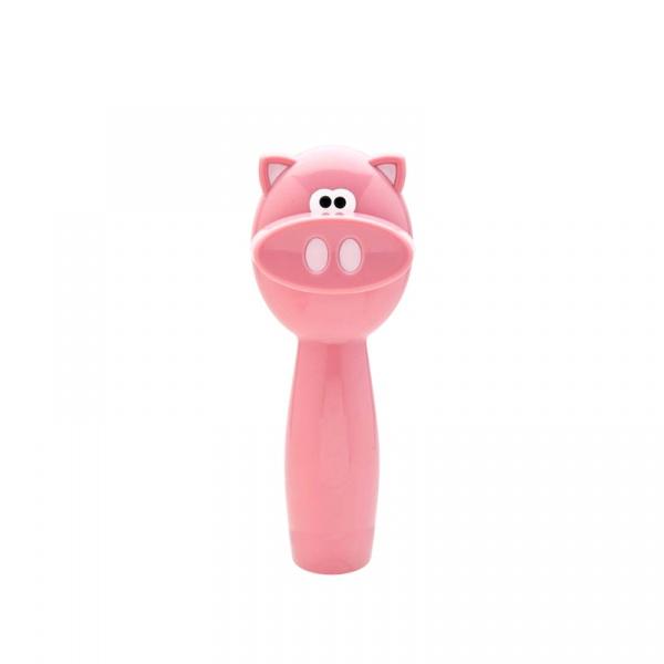 Otwieracz do puszek MSC International Piggy różowy MS-78713