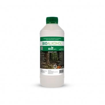 Paliwo do biokominków 1l EcoLine aromat lasu
