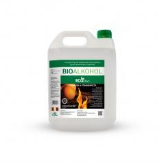 Paliwo do biokominków 5l EcoLine cynamon&pomarańcza