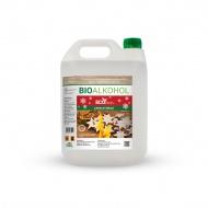 Paliwo do biokominków 5l EcoLine o zapachu świąt